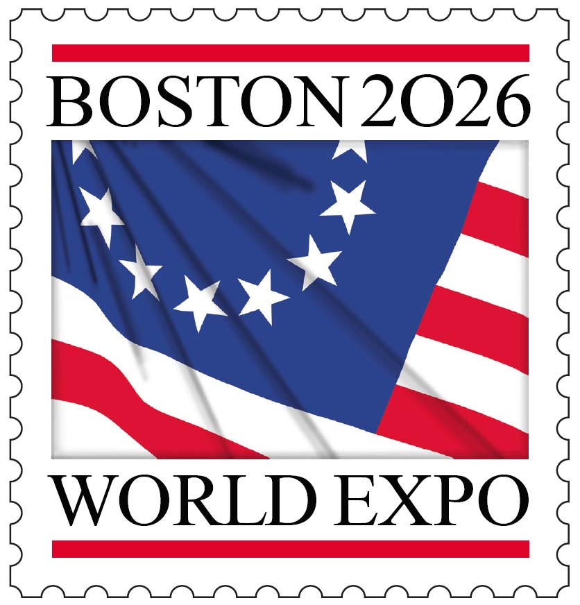 Boston 2026 World Expo Logo